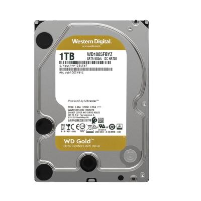 WD 金標 8TB 3.5吋企業級硬碟 WD8004FRYZ