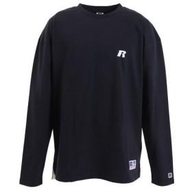 ラッセル(RUSSELL) PRO 長袖Tシャツ BP RBM19F0002 NVY (Men's)