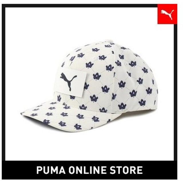 プーマ PUMA ゴルフ ユーティリティ パッチ 110 キャップ SB メンズ ゴルフ 帽子 キャップ 2019年春夏 19SS