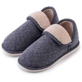 [posee] スリッパ 室内履き ルームシューズ 暖かい 滑らない 歩きやすい 抗菌衛生 洗濯可 部屋に暖かいスリッパ