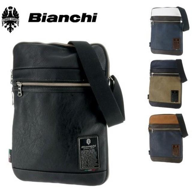 ビアンキ Bianchi ショルダーバッグ TBPI メンズ レディース tbpi18