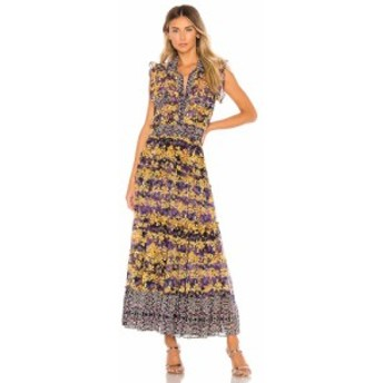 ミサロサンゼルス MISA Los Angeles レディース ワンピース ワンピース・ドレス X REVOLVE Trina Dress Floral Combo