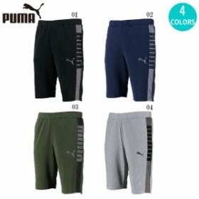 PUMA プーマ トレーニングハーフパンツ サッカー 短パン メンズ PUMA 656357