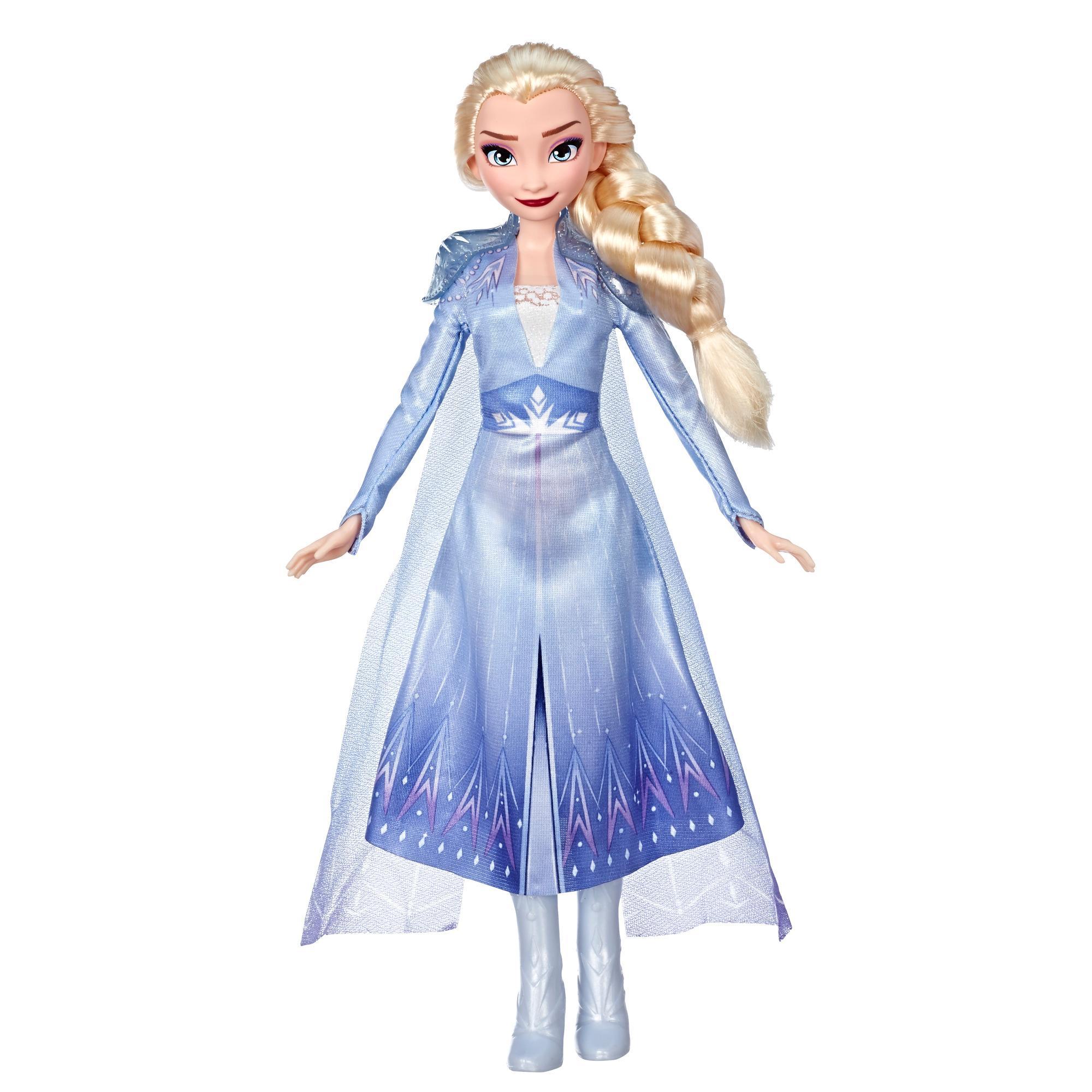 《 Disney 迪士尼 公主 》冰雪奇緣2基本人物組-艾莎