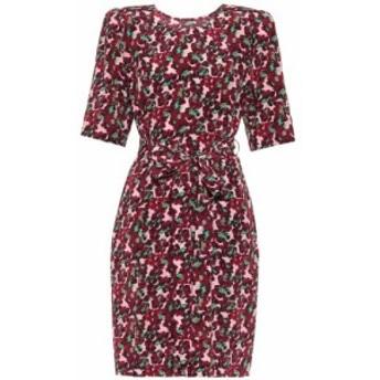 ステラ マッカートニー Stella McCartney レディース ワンピース ワンピース・ドレス Printed silk dress Mlc Pink