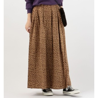 【シップス/SHIPS】 UHURU:ラップスカート