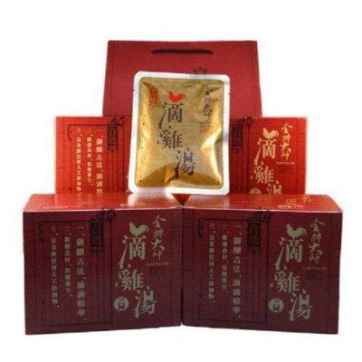 金牌大師 滴雞精 10包x6盒