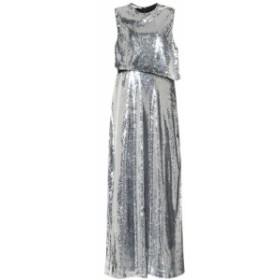 ステラ マッカートニー Stella McCartney レディース パーティードレス ワンピース・ドレス Sequined gown Silver