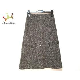ソニアリキエル SONIARYKIEL スカート サイズ36 S レディース 美品 黒×ベージュ 新着 20191008