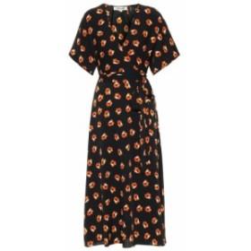 ダイアン フォン ファステンバーグ Diane von Furstenberg レディース ワンピース ワンピース・ドレス Kelsey floral georgette dress Po