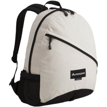 マックパック(macpac) バックパック ライトアルプ XL NA/ナチュラル MM71705 STD デイパック リュックサック バッグ トレッキング 通勤通学