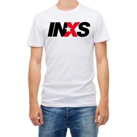 メンズ半袖用QQW INXS Tシャツ (S)