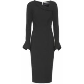 ローラン ムレ Roland Mouret レディース ワンピース ワンピース・ドレス Liman crepe dress Black