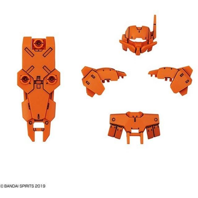 30MM 1/144 近接戦闘用オプションアーマー[アルト用/オレンジ] プラモデル(再販)[BANDAI SPIRITS]《発売済・在庫品》