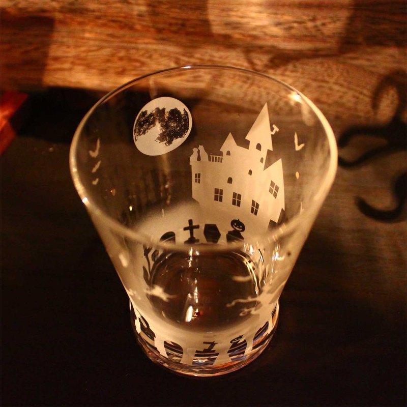 [萬聖節派對]不倒翁玻璃杯
