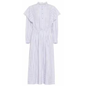 イザベル マラン Isabel Marant. Etoile レディース ワンピース ワンピース・ドレス Paolina cotton dress Light Blue