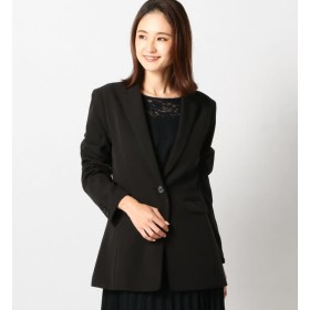 【ミューズ リファインド クローズ/MEW'S REFINED CLOTHES】 洗えるテーラードジャケット