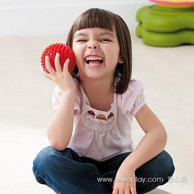 Weplay身體潛能開發系列【創意互動】觸覺球9cm (12顆一袋)