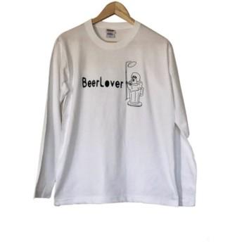 Beer LoverロングスリーブTシャツ