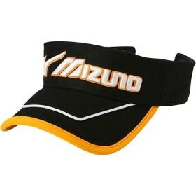 ミズノ MIZUNO 帽子 Boaサンバイザー 52MW7022 ブラック フリー