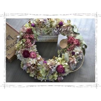 wreath「森便り」