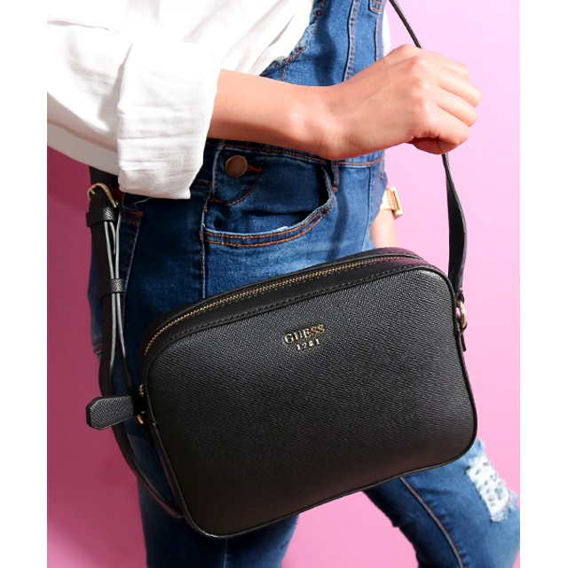 ANAP(アナップ)GUESS KAMRYN CROSSBODY TOP ZIP
