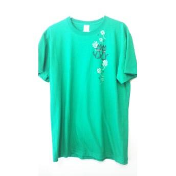 手描き猫Tシャツ♪