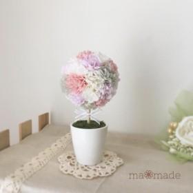 【再販】 ミニメルヘンペパナプトピアリー (ピンク)