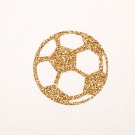 Soccer Ball アイロンシール