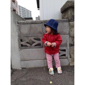 再販‼!【Baby・Kids】デニム チューリップハット
