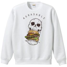 [カジュアルスウェット] Crazy Burger