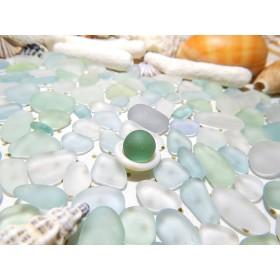 海辺の輝き 淡い色系ミックス小型サイズ大盛Aクラス(シーグラス)