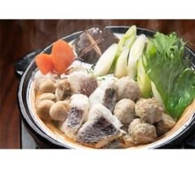 【出水田鮮魚】創業40年の魚屋が厳選した鹿児島県産真鯛と高級魚(モアラ)の鍋セット
