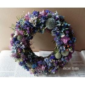 八ヶ岳〜Blue AutumnWreath Ver9