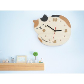 ミケの時計