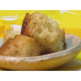 カレーチーズラスク