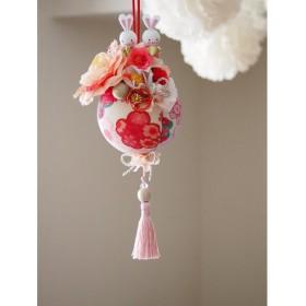 FREESIAオリジナル◯ひなまつり吊るし飾り◯ クリーム