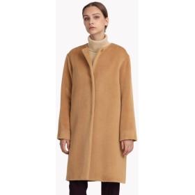 【Theory】Hairy Wool Coat Cami