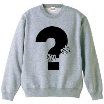 [カジュアルスウェット] Mystery / Gray