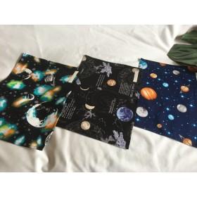 A4ランチョンマット3枚セット入園入学★惑星銀河宇宙