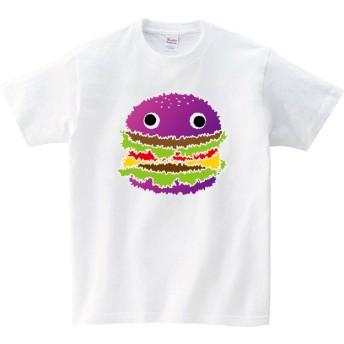 ハンバーガーモンスター Tシャツ