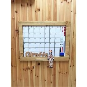 壁掛けカレンダーボード