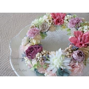 <Order>Bouquet Wreath