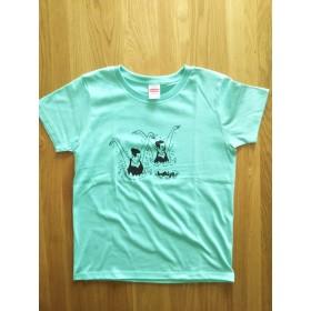 【レディースM】「シンクロ」Tシャツ
