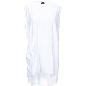 《セール開催中》SOHO-T レディース T シャツ ホワイト S コットン 100%