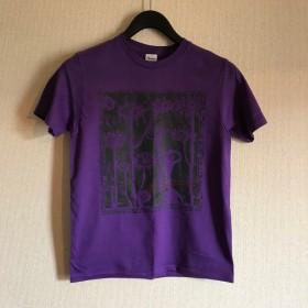 手刷りT-shirt 4.7oz サイズ:S