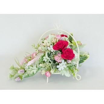 キュートな小花のフラワーガーデン