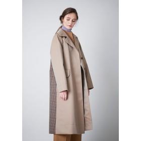 SANYO COAT ◆◆ボンディングテーラーカラーコート その他 コート,カーキ