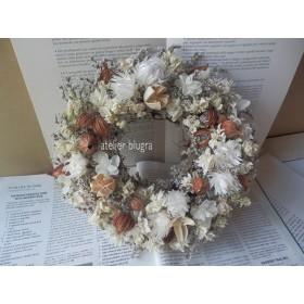 八ヶ岳〜ホワイトWreathリースBOX付き