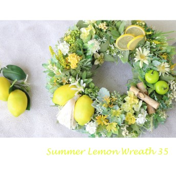 SummerLemonWreath35